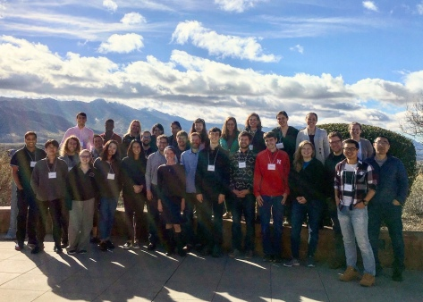 2019 Watershed Masterclass participants